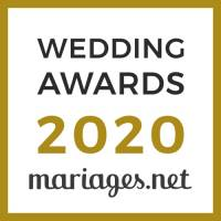 Logo weedding awards 2020